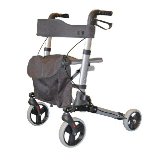 2465 City Walker – Lightweight Folding Rollator