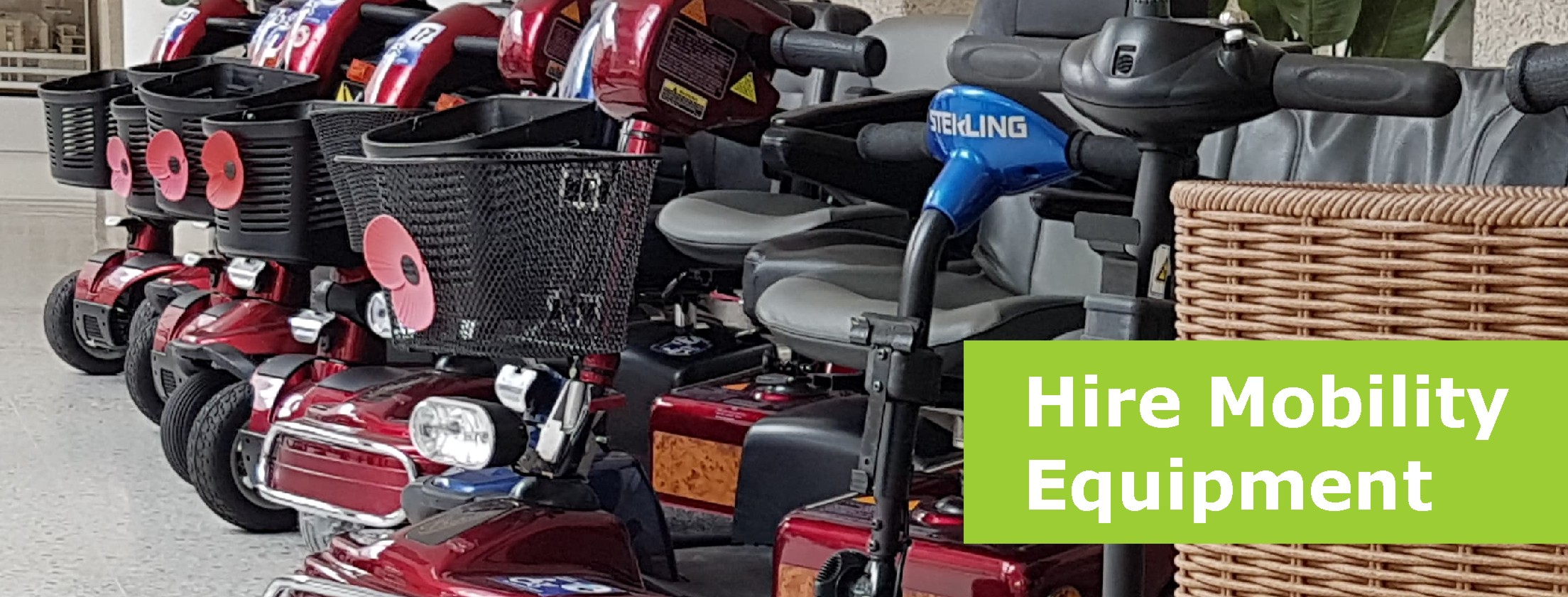 Hire Mobility Equipment top
