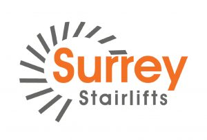 Surrey stairlifts logo