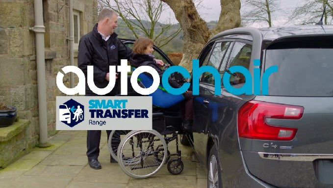 autochair smart transfer range